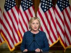 Hillary diz que metade dos apoiadores de Trump é 'deplorável'