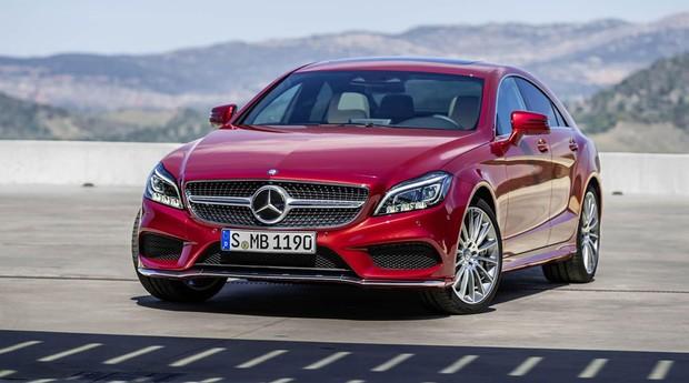 Mercedes-Benz CLS facelift (Foto: Divulgação)