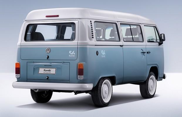 Volkswagen Kombi Last Edition (Foto: Volkswagen)