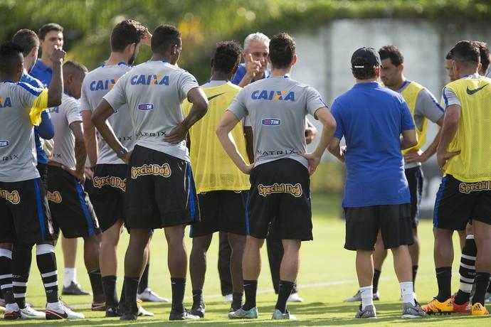 Tite Corinthians (Foto: Daniel Augusto Jr/Agência Corinthians)