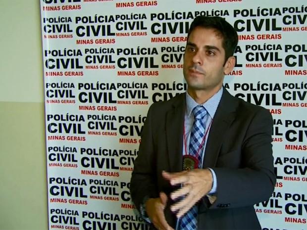 Polícia Civil investiga se mordida causou morte de homem em Passos (Foto: Reprodução EPTV)