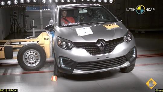 Renault Captur ganha opção com motor 1.6 e câmbio CVT