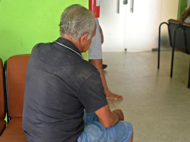 Trabalhador rural diz que foi estuprado enquanto trabalha em um sítio no interior do Acre  (Foto: Anny Barbosa/G1)