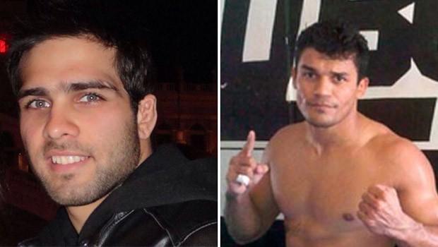 Luiz de França e Guilherme Kioto MMA (Foto: Reprodução)