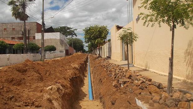 Saneamento básico (Foto: Wikimedia Commons)