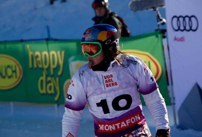 snowboard Eva Samkova (Foto: Twitter / FIS)