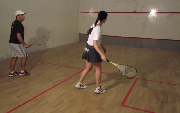 Squash Campina Grande (Foto: Silas Batista / Globoesporte.com/pb)