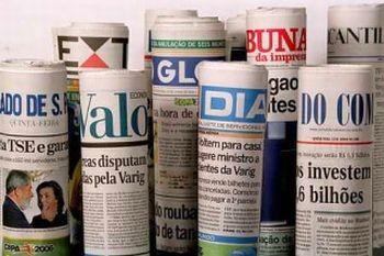 Jornais (Foto: Arquivo Google)