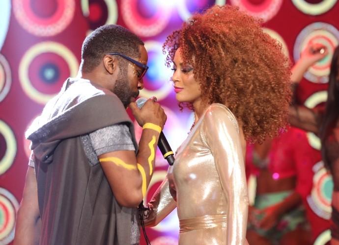 Taís Araújo arrasa na pele da bailarina Michele, de 'Mister Brau' (Foto: Carol Caminha/TV Globo)