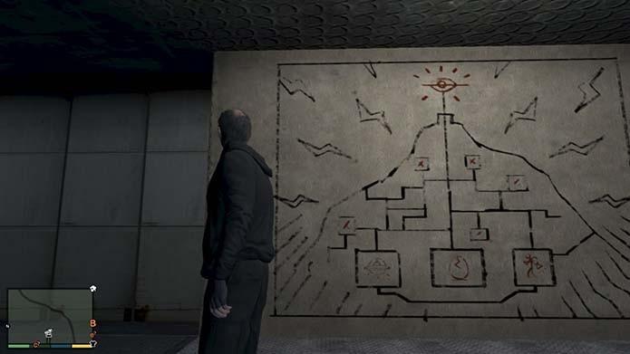 O mais popular dos mistérios, também é um dos mais complexos do game (Foto: Reprodução)