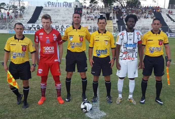 Araxá Uberaba Fausto Alvim Módulo II (Foto: FMF/Divulgação)