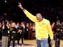 """Kobe Bryant emociona no adeus às quadras e vence """"Frase da Semana"""""""