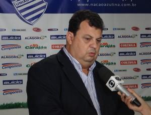 Jorge VI, ex-presidente do CSA (Foto: Leonardo Freire/GLOBOESPORTE.COM)