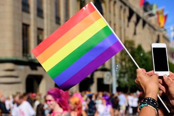Sexo gay: dobrou desde os anos 90 (Foto: Thinkstock)