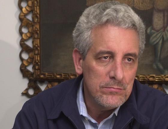 Henrique Pizzolato, ex-diretor do Banco do Brasil condenado à prisão por envolvimento no mensalão (Foto:  Maurilo Clareto / Editora Globo)