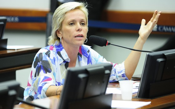 A deputada federal Cristiane Brasil, em foto de 2015 (Foto: Alex Ferreira/Câmara dos Deputados )