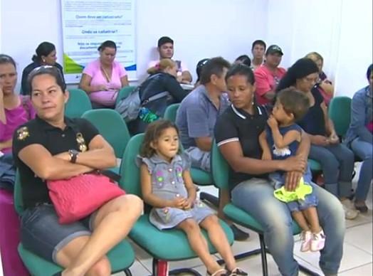 Segundo os consumidores, até o atendimento prioritário está comprometido (Foto: Jornal de Rondônia)
