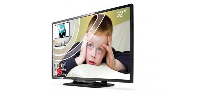 TV AOC LED LE32D1452 tem qualidade de imagem HD e saída HDMI (Foto: Reprodução/Barbara Mannara) (Foto: TV AOC LED LE32D1452 tem qualidade de imagem HD e saída HDMI (Foto: Reprodução/Barbara Mannara))