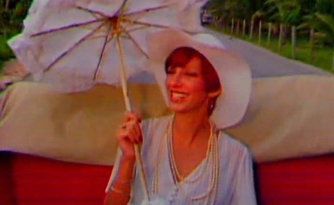 Marília Pêra já cantou no Fantástico (Foto: TV Globo)