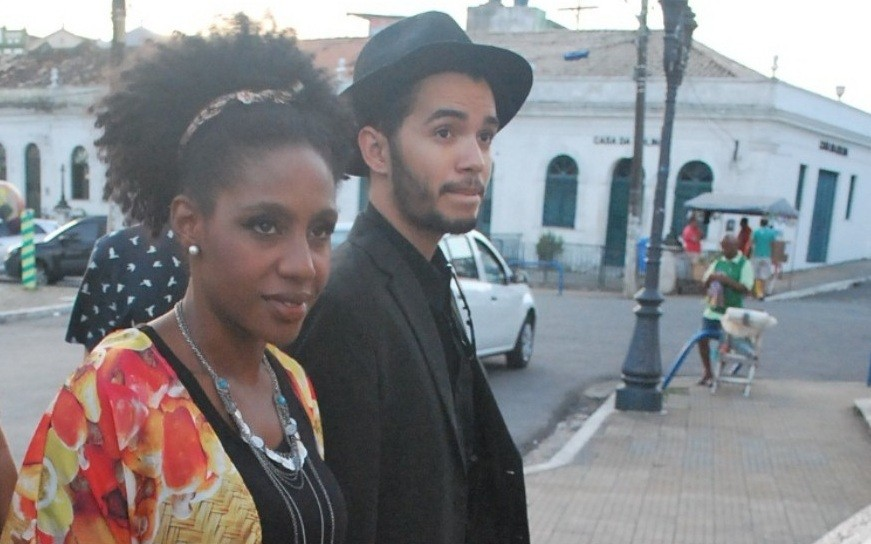 Rafaela e Tiago Santos (Foto: Arquivo Pessoal)