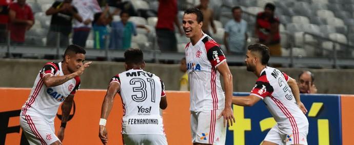 América-MG x Flamengo, Everton (Foto: GIAZI CAVALCANTE/CÓDIGO19/ESTADÃO CONTEÚDO)