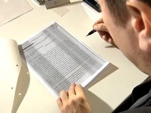 Vara de execuções penais recebe diversos pedidos de detentos (Foto: Reprodução RBS TV)
