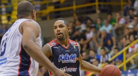 David Jackson Limeira NBB (Foto: Newton Nogueira/Divulgação)