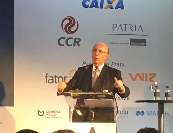 Meirelles fala sobre importância da aprovação das reformas (Foto: Reprodução )