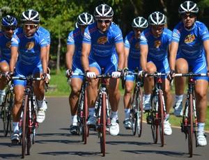 Equipe de ciclismo de Ribeirão assume a quarta colocação no ranking nacional (Foto: Rafael Martinez / Top Comunicação)
