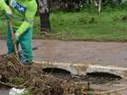 Piçarrão acumula estragos e lama após temporais em Campinas, SP