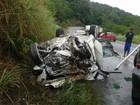 Criança morre em acidente na BA um dia após aniversário; pai sobreviveu