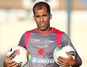 Felipe no treino do Vasco (Foto: Marcelo Sadio / Site Oficial do Vasco da Gama)