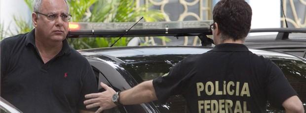 PF prende ex-diretor da Petrobras e funcionários de 9 empresas na Lava Jato (Márcia Foletto/Agência O Globo)