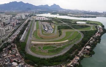 Galvão revela insatisfação de Cacá Bueno com falta de autódromo no Rio