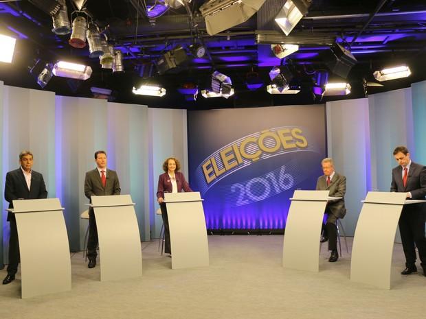 G1 - Candidatos a prefeito de Porto Alegre falam sobre o debate da ... 4878b392a9