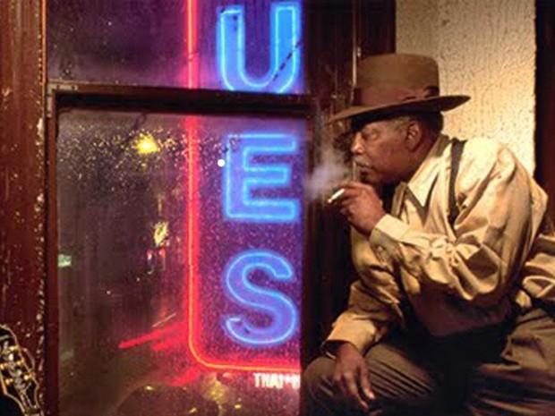 Jimmy Burns é um dos grandes ícones do blues em Chicago. (Foto: Divulgação/ GJF)