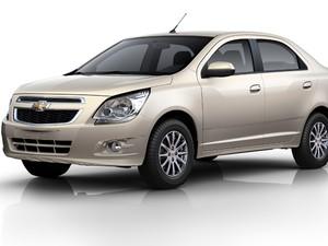 Chevrolet Cobalt 2015 (Foto: Divulgação)