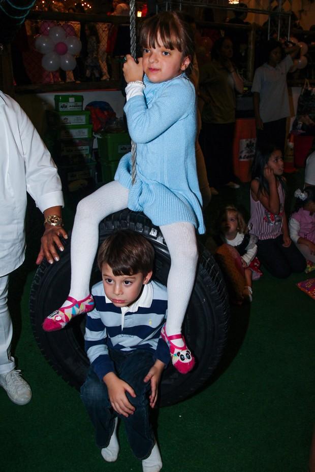 Rafaella Justus - Festa de aniversário de 5 anos de Vicky, filha de Mariana Kupfer (Foto: Manuela Scarpa / PhotorioNews)