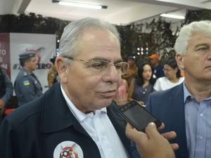 Presidente da Infraero Gustavo do Vale (Foto: Abinoan Santiago/G1)