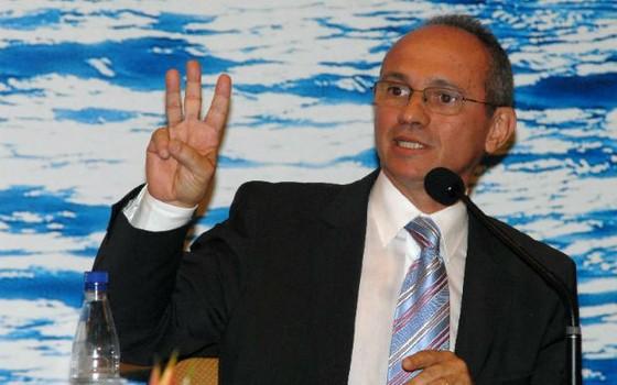O governador do Espírito Santo, Paulo Hartung (Foto: Renato Araújo/ABr)