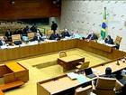 STF começa sessão para julgamento do 'núcleo político' do mensalão
