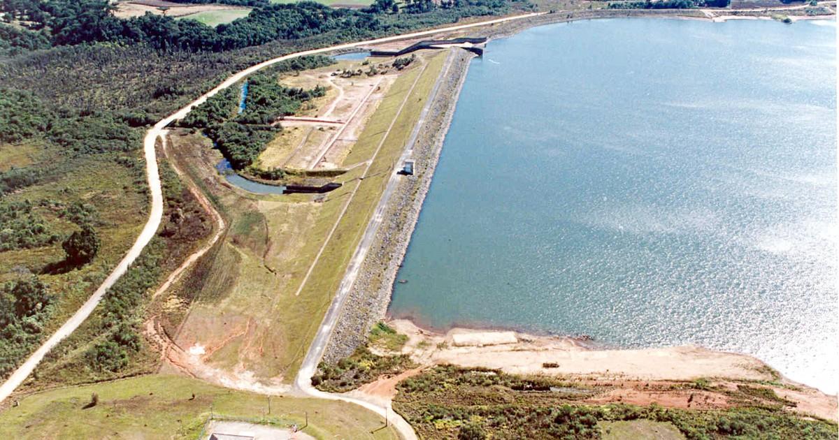 Sem crise, Paraná 'agradece à natureza' por reservas de água - Globo.com