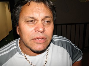 Lane Gaviolle, presidente do Tombense (Foto: Léo Simonini / Globoesporte.com)