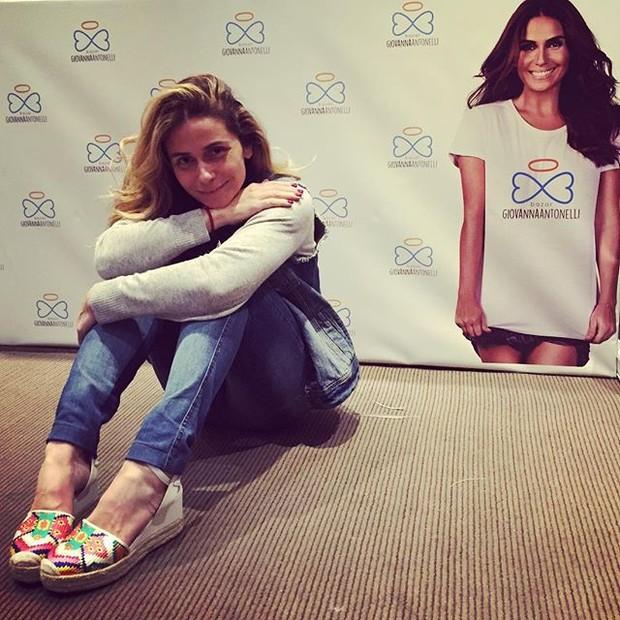 Giovanna Antonelli organiza bazar beneficente em São Paulo (Foto: Instagram/ Reprodução)