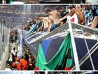 Feridos após avalanche na Arena do Grêmio já receberam alta