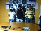 Polícia prende grupo suspeito de clonar e revender carros roubados