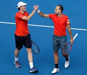 Bruno Soares e Jamie Murray conquistam o ATP de Sydney 2016 (Foto: Getty Images)