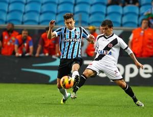 Alex Telles contra o Vasco (Foto: Lucas Uebel / Grêmio, DVG)