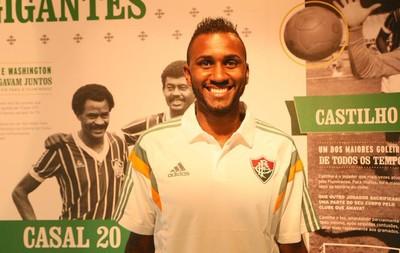 João Filipe, reforço do Fluminense (Foto: Divulgação / site oficial Fluminense F.C.)