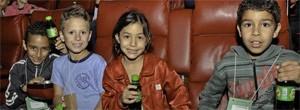 Ao todo, 1500 estudantes curtiram filmes no Festival de Londrina (Reprodução)